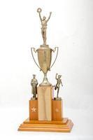 General Trophy: Daniel Schnebele Memorial Award, outstanding freshman citizen scholar             athlete (front), 1961/1964