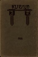 Klipsun, 1918