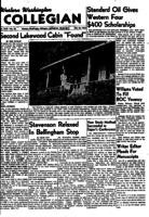 Western Washington Collegian - 1954 July 16