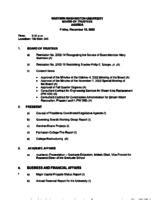 WWU Board minutes 2002 December