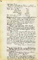 AS Board Minutes - 1917 March