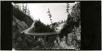 Chuckanut Drive bridge at Horseshoe Bend over Oyster Creek
