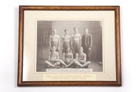 Basketball (Men's) Photograph: Bellingham State Normal School Team, 1906