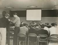 1950 Fine Arts Building: Lecture Room