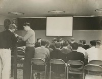 1950 Fine Arts Building: Lecture Room
