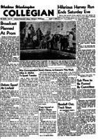 Western Washington Collegian - 1951 March 2