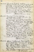 AS Board Minutes - 1922 December