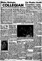 Western Washington Collegian - 1949 May 27