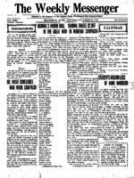 Weekly Messenger - 1918 November 23