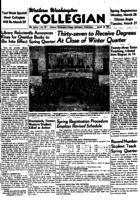 Western Washington Collegian - 1951 March 16