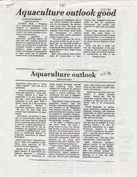 Aquaculture outlook good