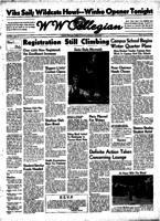 WWCollegian - 1948 January 9