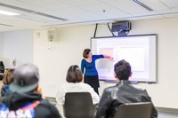 IEP Class On Campus