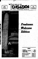 Collegian - 1964 September 25