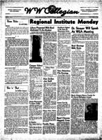 WWCollegian - 1946 October 11