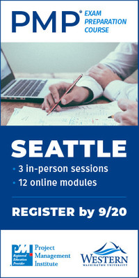 PCE - Seattle Times - PMP Exam Ad 3
