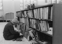 1971 Library: Reference Area