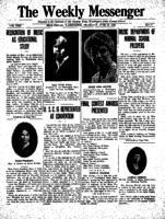 Weekly Messenger - 1923 June 28