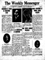 Weekly Messenger - 1923 June 28
