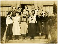 Fairhaven High School group