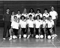 1991 Volleyball Team