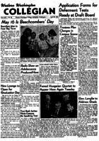 Western Washington Collegian - 1951 April 20