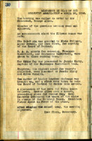 AS Board Minutes 1926-04