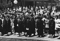 1967 Commencement