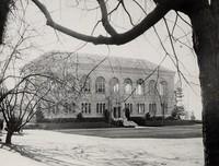 1938 Library: North Facade