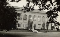 1937 Library: North Facade