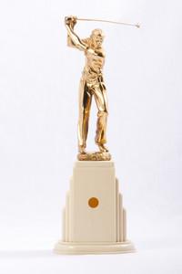 Golf (Men's) Trophy: No inscription, undated