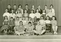 1961 Fourth Grade Class with Charles Miller