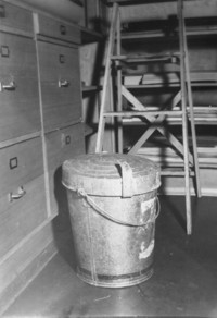 1944 Equipment in Workroom