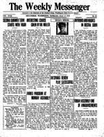 Weekly Messenger - 1919 July 17