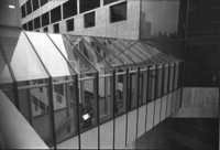 1979 Environmental Studies Building: Skybridge to Arntzen Hall