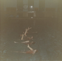 Blue Barnacles Swim Club Performing