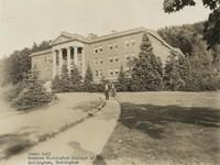 1935 Edens Hall: Exterior
