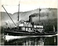 67 foot steam cannery tender Beatrice Baer