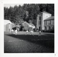 1965 Students Playing