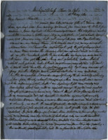 1860-05-10 Letter from M.L. Stangroom to his sister Charlotte