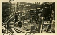 Lower Baker River dam construction 1925-06-18 2nd Floor