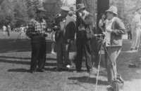 1946 Campus Day: Faculty Group
