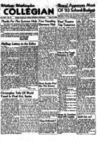 Western Washington Collegian - 1953 August 14
