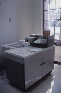 1965 Library: Copy Machine