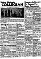 Western Washington Collegian - 1953 February 6