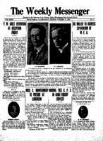 Weekly Messenger - 1923 October 19