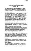 WWU Board minutes 1956 October