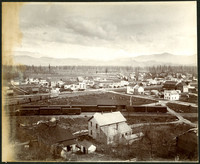Town of Sumas, Washington, 1904
