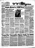 WWCollegian - 1948 May 7