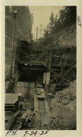 Lower Baker River dam construction 1925-07-24 P.H.
